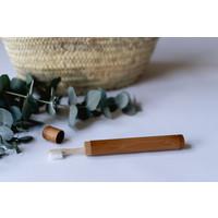 Bamboe koker voor tandenborstel