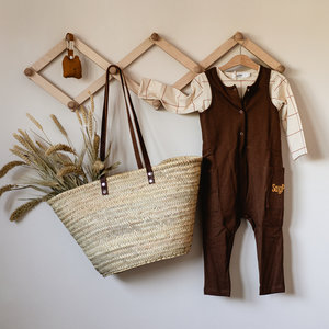 Say Please Jumpsuit bruin