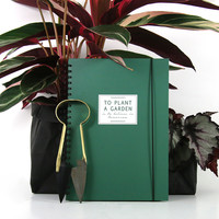 Tuinboek | Invulboek voor moestuin liefhebbers