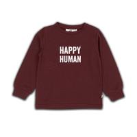 Cos i said so | Sweater Happy Human | Zinfandel