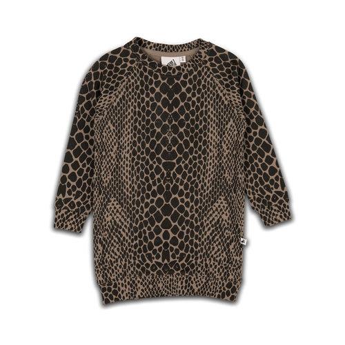 Cos i said so Cos i said so | Snake Sweater Dress