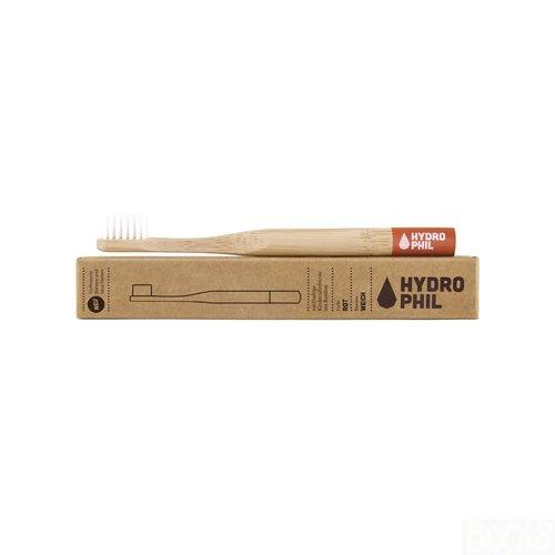 Hydrophil Hydrophil | Bamboe tandenborstel kids rood
