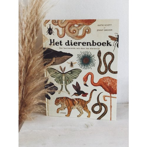 Boeken Het dierenboek - Jenny Broom & Katie Scott