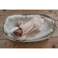 Bonjour Little | Kimono sleepingbag Perfect Nude