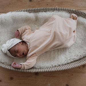 Bonjour Little Bonjour Little | Kimono sleepingbag Perfect Nude