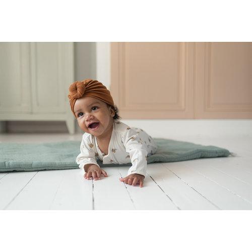 Bonjour Little Bonjour Little | Turban Beanie | Nut