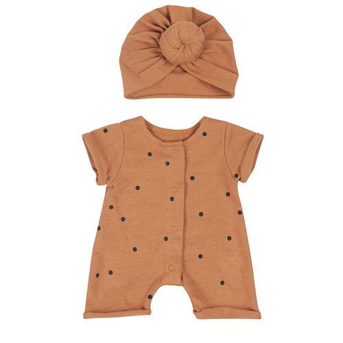 Bonjour Little Bonjour Little | Poppen outfit Paola Reina Gordi | Dots Nut