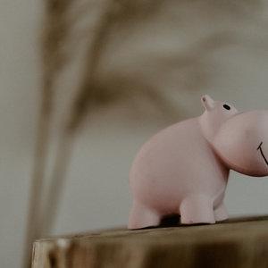 Tikiri Tikiri | Bijt- en badspeeltje | Mijn Eerste Zoodiertje Nijlpaard