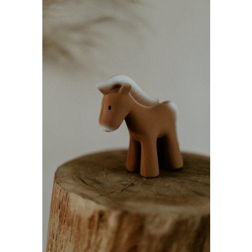Tikiri Tikiri | Bijt- en badspeeltje | Mijn Eerste Boerderijdier paard
