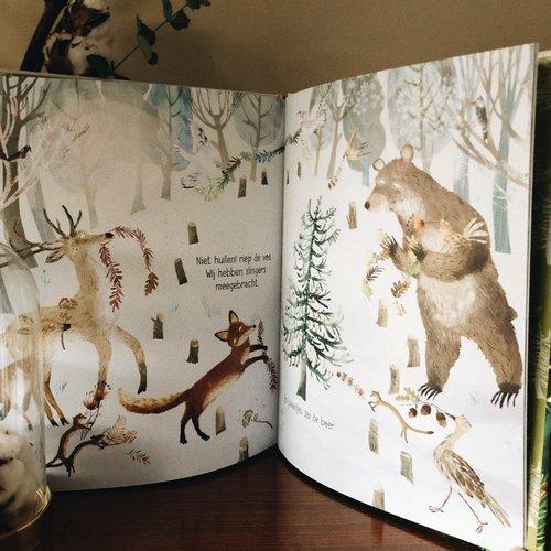 Boeken Het boompje in het bos - Yuval Zommer