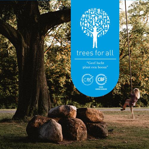Bij & Mus Donatie | Bijdrage om bomen te planten