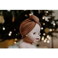 Babypop Meisje lachend -Blank