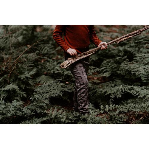 Mainio Mainio | Gestreepte broek 'Sticks Sweatpants'