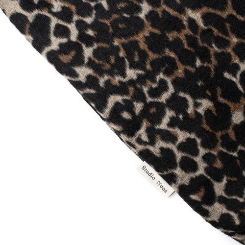 Studio Noos Studio Noos   Brown jaguar mom-bag