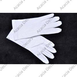 Handschoenen katoen 3 nerven