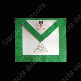 Apron 15th degree