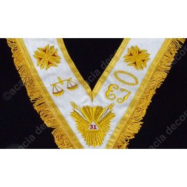 Collar 31rd degree