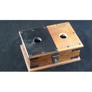 Voting box Wood
