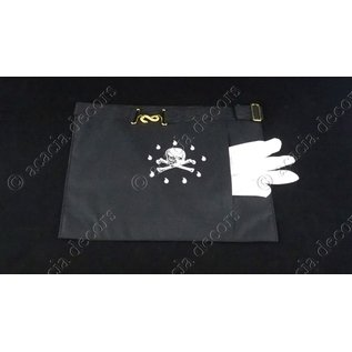 Apron 4th Degree - Leather
