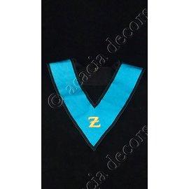 Kraagband 4e graad - Z
