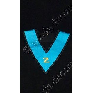 Kraagband 4e graad -Z