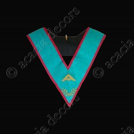 Collar Senior warden