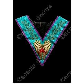 Collar Worshipful master 224 leaves