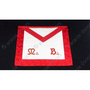 Master apron Fake leather M&B