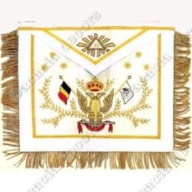 33rd degree richly embroidered - great glory