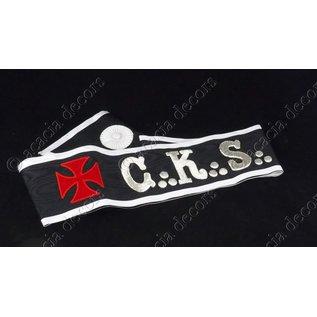 Borstlint 30e graad  CKS of CKH -