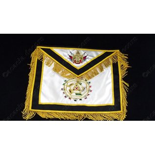 32nd degree richly embroidered -