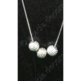 Pendant with chain  -