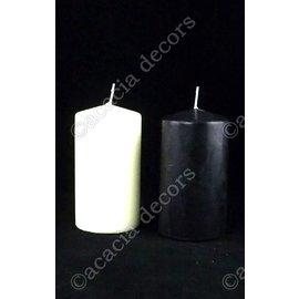 Kaarsen recht groot