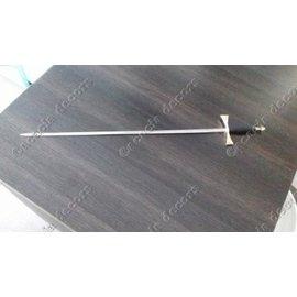 Épée fine avec manche doré