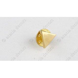 Pin  volle driehoek