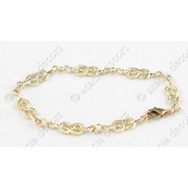 Bracelet brother's chain Women