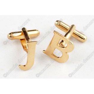J&B manschettenknöpfe