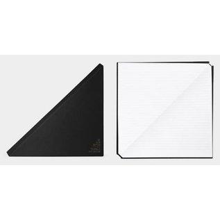 Notitieboekje driehoek