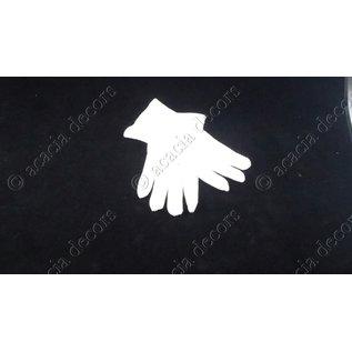 Handschuhe einfach