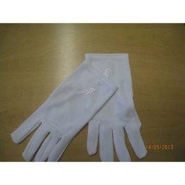 Handschoenen polyester met acacia