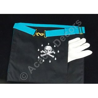 Master apron leather
