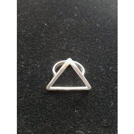 Ring open driehoek