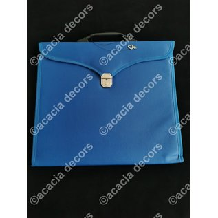 Schürzenetuis - Blau