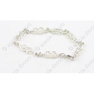 Bracelet brother's chain Silver