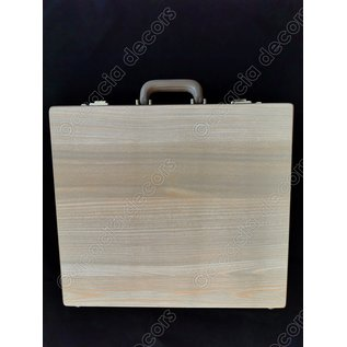 Schürzenetuis - Holz