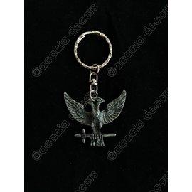 Schlüsselring  Zweiköpfiger Adler