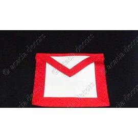 Tablier de Maître -  cuir - simple  35 cm x 30 cm