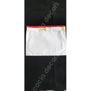 Master apron leather , simple