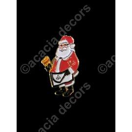 Pin Papá Noel