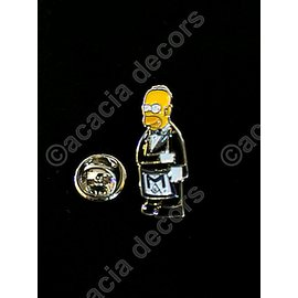 Pin Homer Simpson
